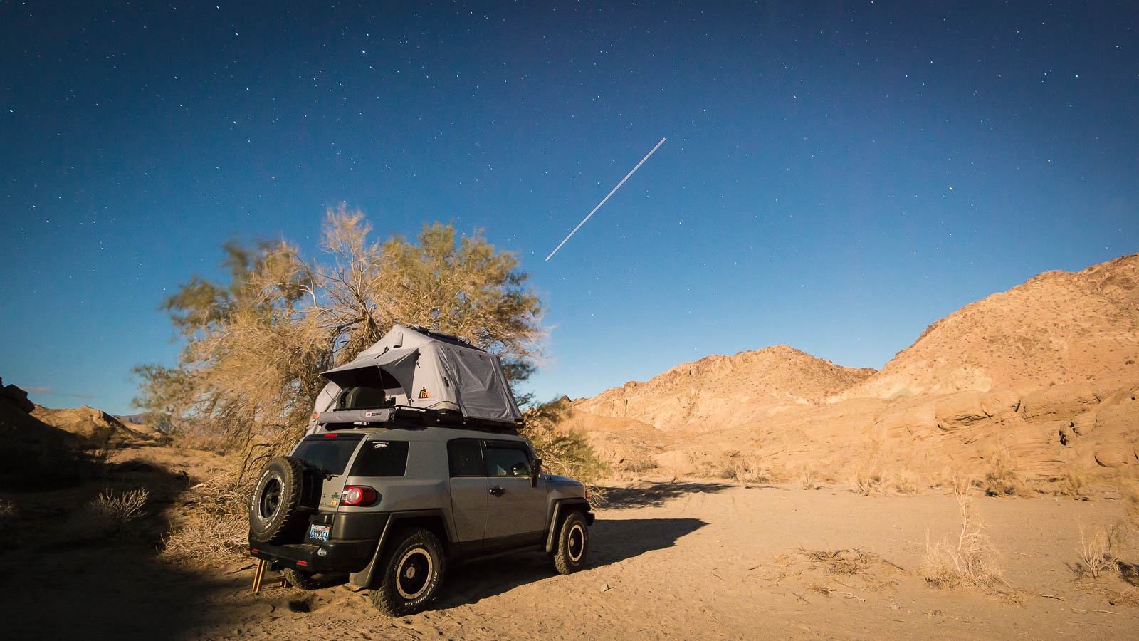 FJ Cruiser Overlanding – Trial Run in Anza-Borrego